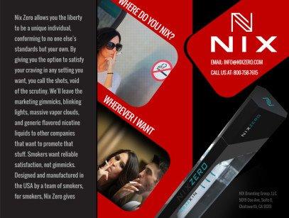 Nix-Brochure